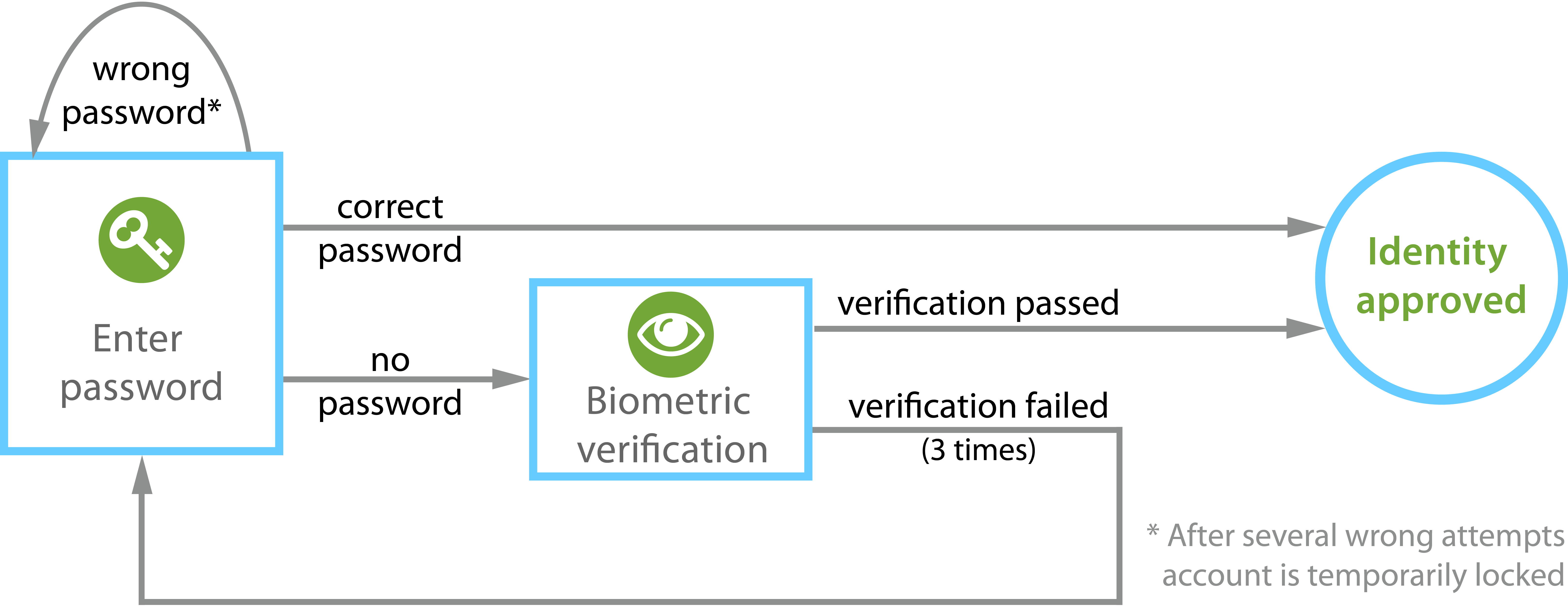 Single-Factor Authentication